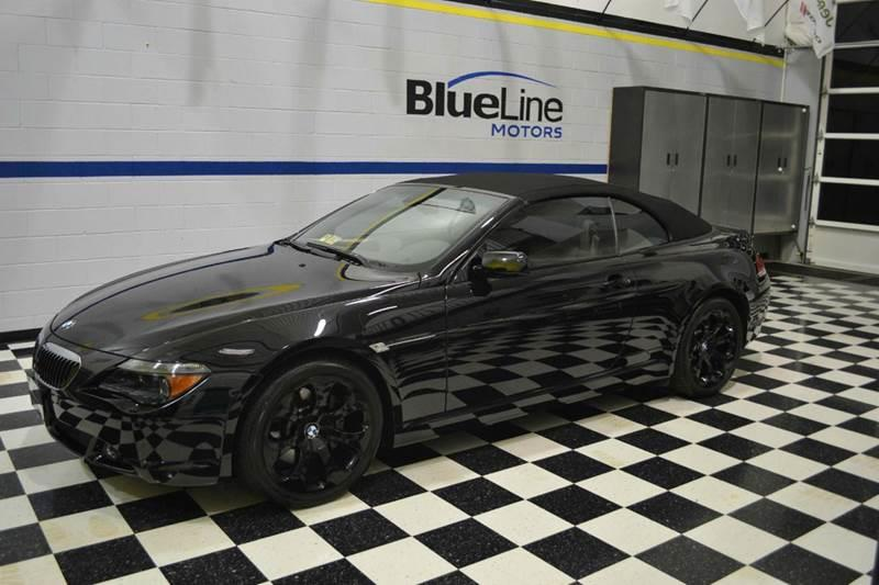 2005 Bmw 6 Series 645Ci 2dr Convertible In Chantilly VA  BlueLine