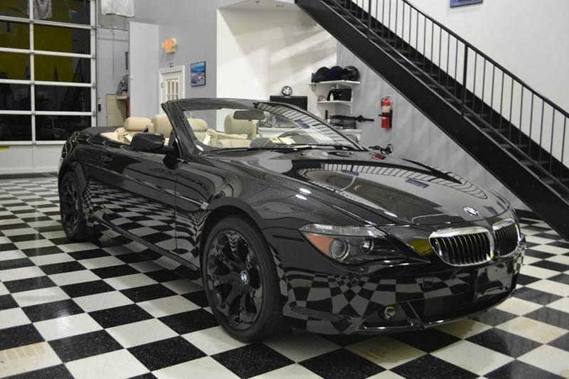 Bmw Series Ci Dr Convertible In Chantilly VA BlueLine - Bmw 645 2005