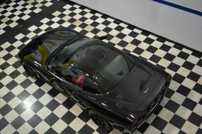 2002 Chevrolet Corvette Z06 2dr Coupe - Chantilly, Va VA