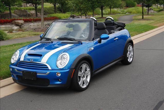 2007 mini cooper s 2dr convertible in chantilly va blueline motors. Black Bedroom Furniture Sets. Home Design Ideas