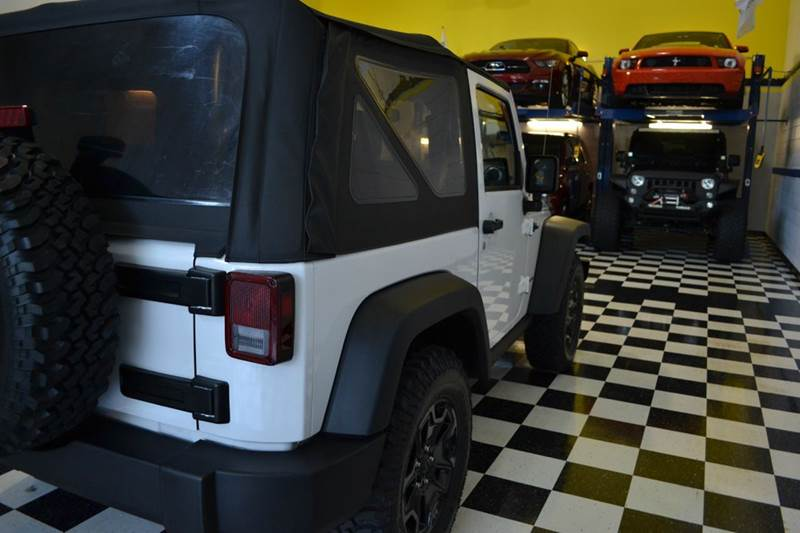 2013 Jeep Wrangler Rubicon 4x4 2dr SUV - Chantilly, Va VA