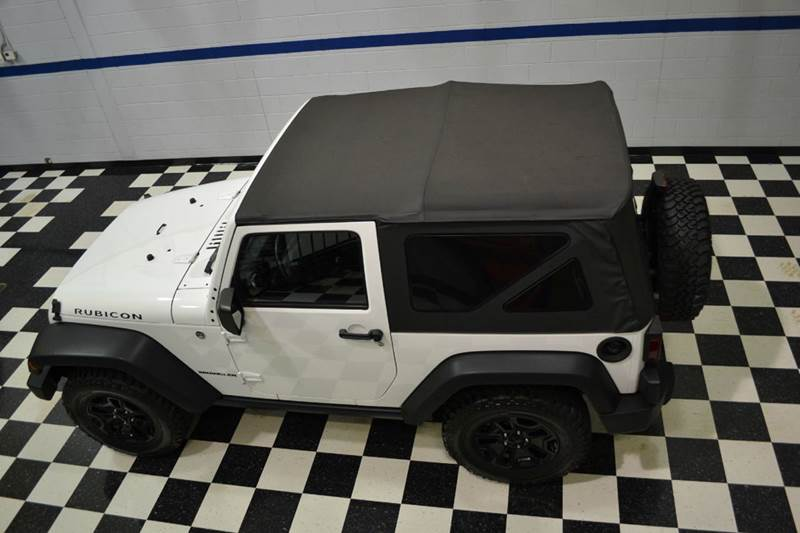 2013 Jeep Wrangler Rubicon 4x4 2dr Suv In Chantilly Va