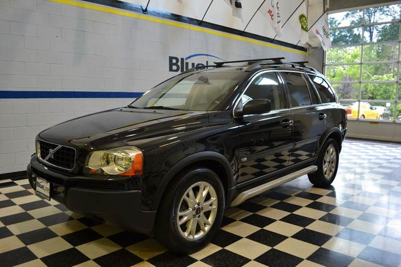 2004 volvo xc90 t6 awd 4dr turbo suv in chantilly va blueline motors. Black Bedroom Furniture Sets. Home Design Ideas