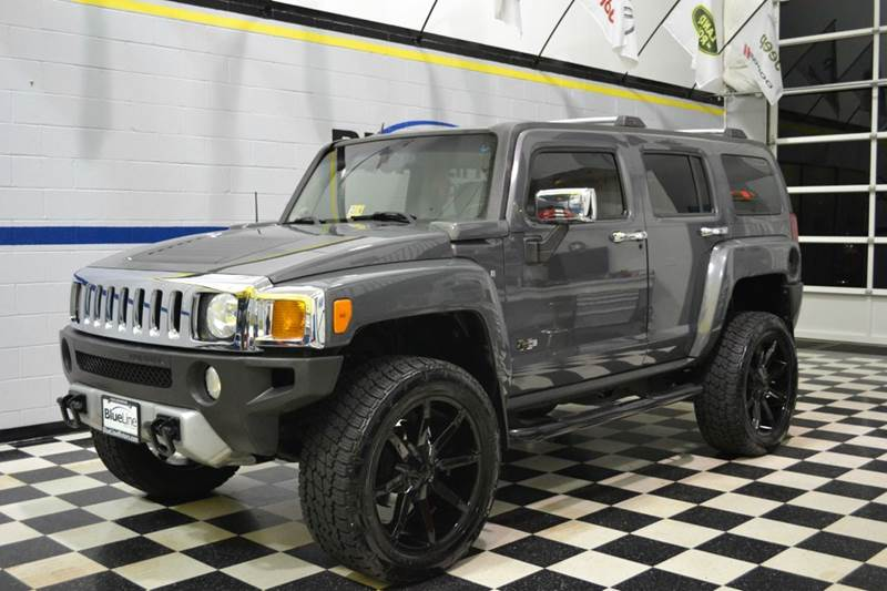 2009 hummer h3 luxury 4x4 4dr suv in chantilly va. Black Bedroom Furniture Sets. Home Design Ideas
