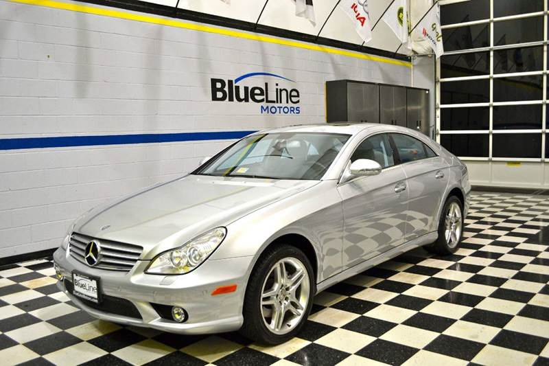 2006 mercedes benz cls cls500 amg sport pkg in chantilly. Black Bedroom Furniture Sets. Home Design Ideas