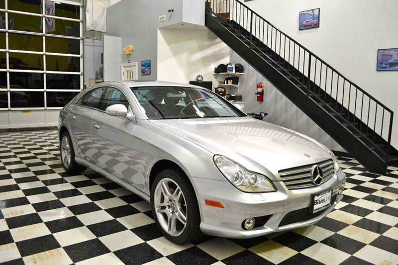 2006 mercedes benz cls cls500 amg sport pkg in chantilly