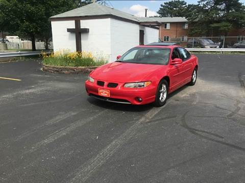 2001 Pontiac Grand Prix for sale in Bowling Green, OH