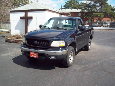 1999 Ford F-150 for sale in Bowling Green, OH