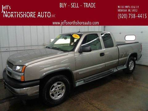 2003 Chevrolet Silverado 1500 for sale in Menasha, WI