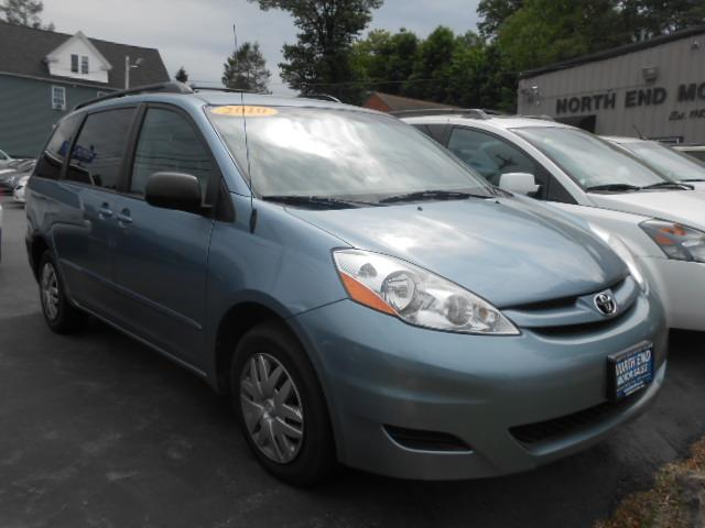 2010 toyota sienna for sale for North end motors worcester ma
