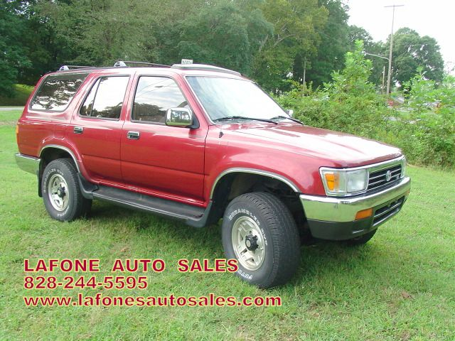 1994 toyota 4runner sr5 v6 4dr 4wd suv for sale in maiden. Black Bedroom Furniture Sets. Home Design Ideas