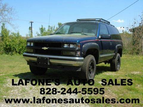 1996 Chevrolet Tahoe for sale in Maiden, NC