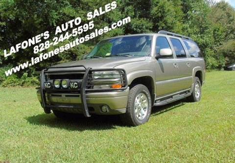 2002 Chevrolet Suburban for sale in Maiden, NC