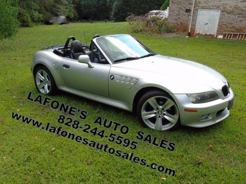 2001 BMW Z3 for sale in Maiden, NC