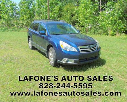 2011 Subaru Outback for sale in Maiden, NC