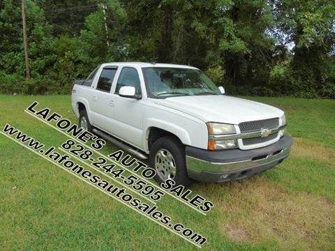2005 Chevrolet Avalanche for sale in Maiden, NC