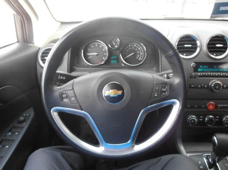 2013 Chevrolet Captiva Sport LT 4dr SUV - Mason City IA