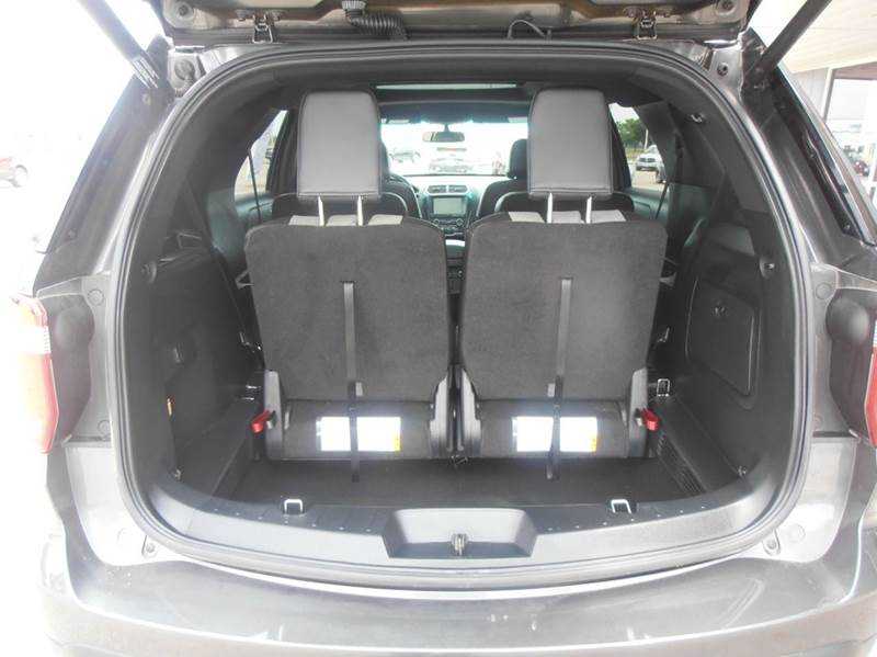 2017 Ford Explorer AWD XLT 4dr SUV - Mason City IA