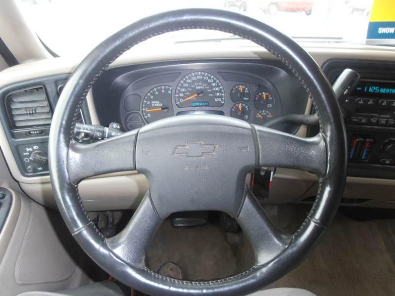 2004 Chevrolet Silverado 1500 4dr Extended Cab LS 4WD SB - Mason City IA