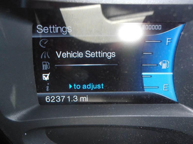 2013 Ford Edge SEL 4dr SUV - Mason City IA