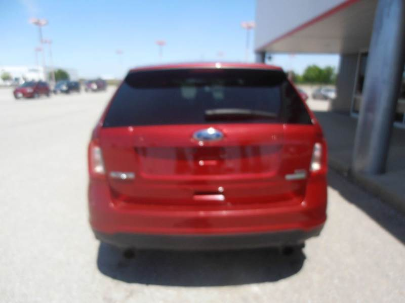 2013 Ford Edge SEL 4dr SUV - Mason City IA