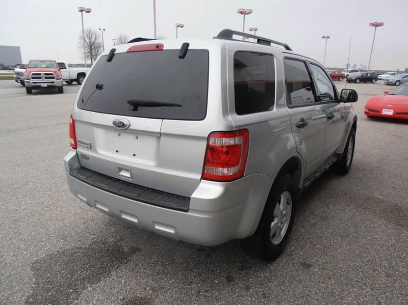 2010 Ford Escape XLT 4dr SUV - Mason City IA