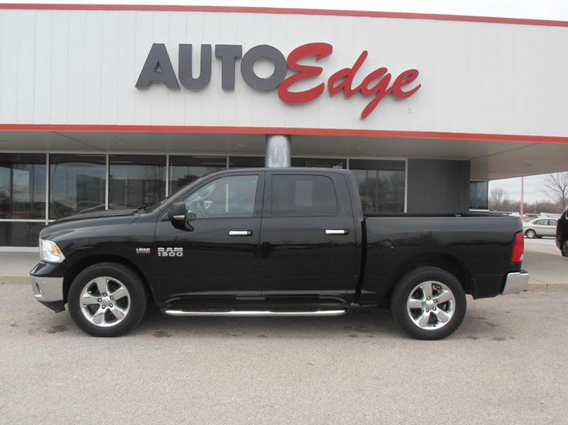 2014 RAM Ram Pickup 1500 4x4 Big Horn 4dr Crew Cab 5.5 ft. SB Pickup - Mason City IA