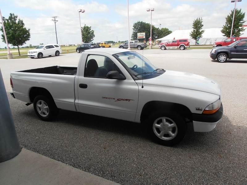 1999 Dodge Dakota 2dr Sport Standard Cab SB - Mason City IA