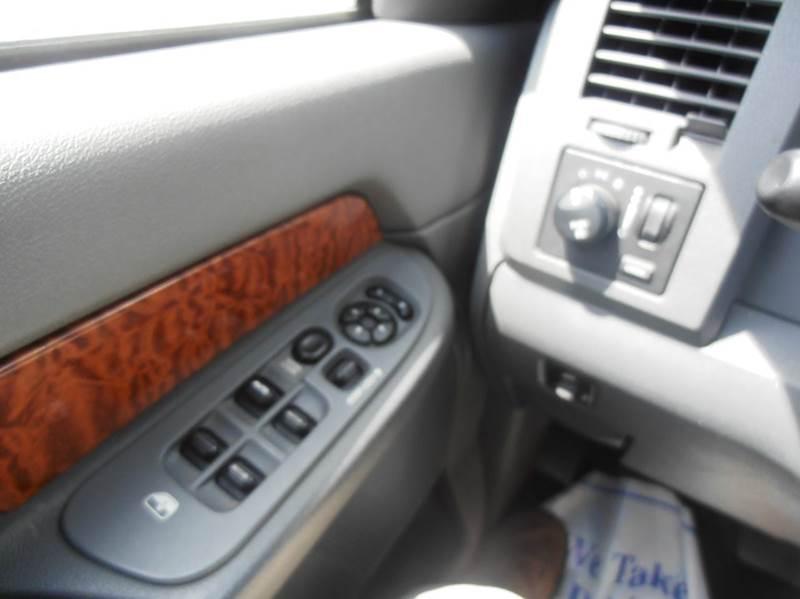 2007 Dodge Ram Pickup 2500 Laramie 4dr Mega Cab 4WD SB - Mason City IA