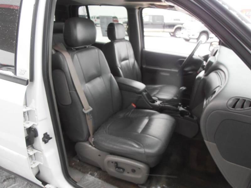 2002 Chevrolet TrailBlazer EXT LT 4WD 4dr SUV - Mason City IA