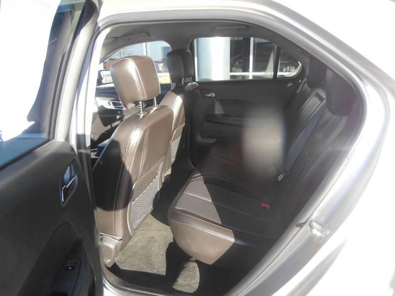 2013 Chevrolet Equinox LTZ 4dr SUV - Mason City IA