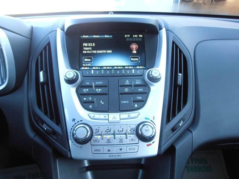 2015 Chevrolet Equinox AWD LT 4dr SUV w/1LT - Mason City IA