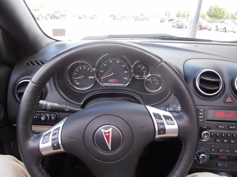 2007 Pontiac G6 GT 2dr Convertible - Mason City IA