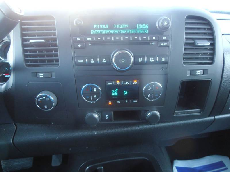 2012 GMC Sierra 1500 4x4 SLE 4dr Crew Cab 5.8 ft. SB - Mason City IA