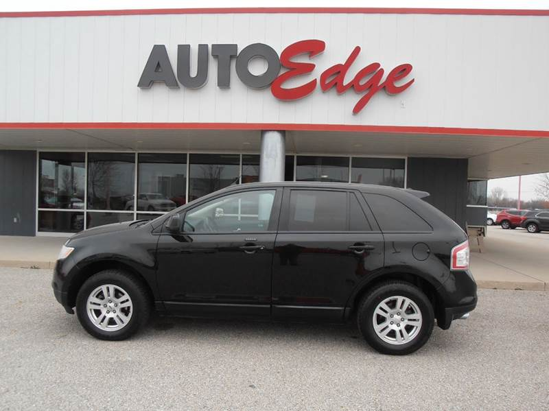 2008 Ford Edge SEL 4dr SUV - Mason City IA