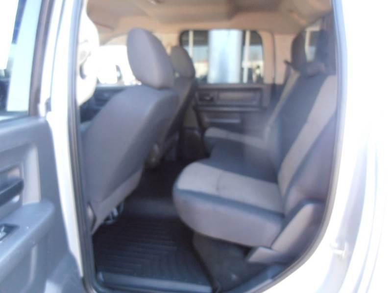 2011 RAM Ram Pickup 2500 SLT 4x4 4dr Crew Cab 6.3 ft. SB Pickup - Mason City IA