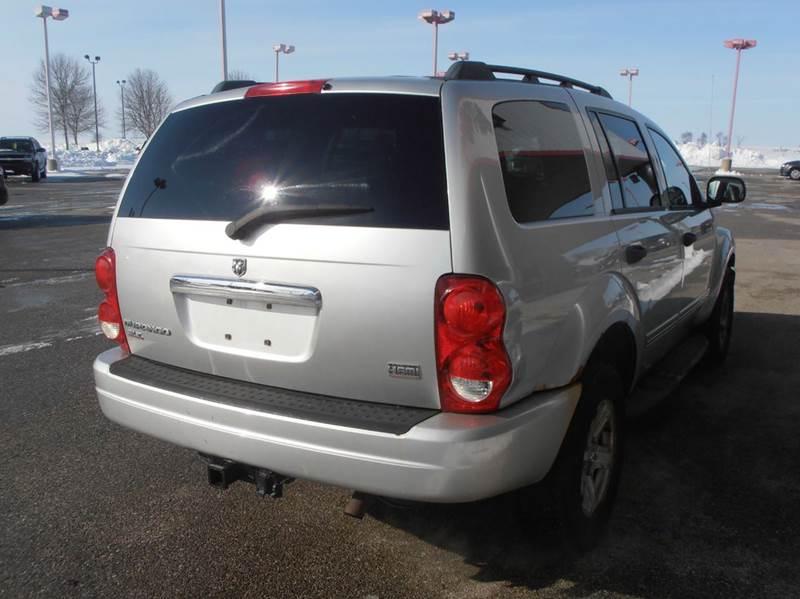 2005 Dodge Durango SLT 4WD 4dr SUV - Mason City IA