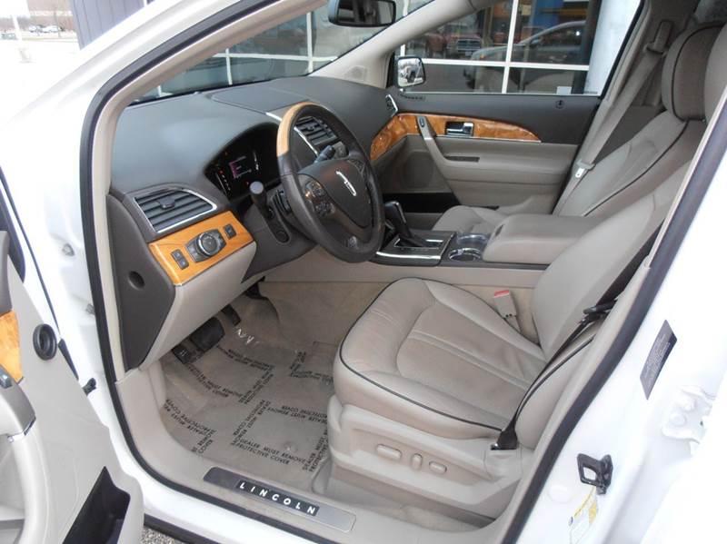 2013 Lincoln MKX AWD 4dr SUV - Mason City IA