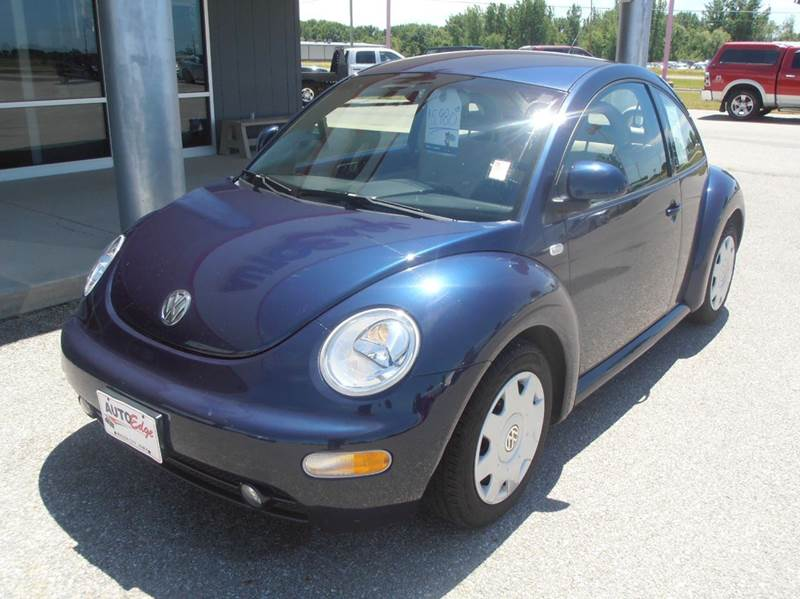 2000 Volkswagen New Beetle GLS 1.8T 2dr Turbo Hatchback - Mason City IA