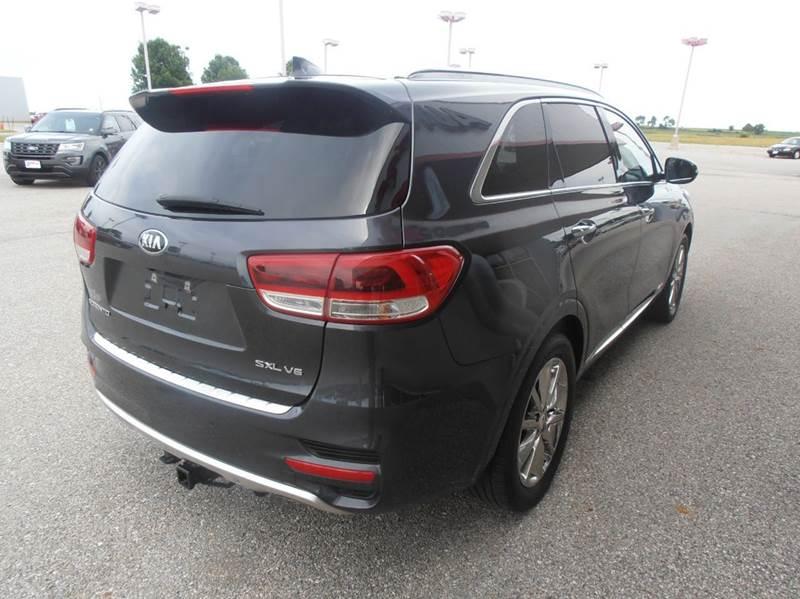 2016 Kia Sorento AWD SX Limited V6 4dr SUV - Mason City IA