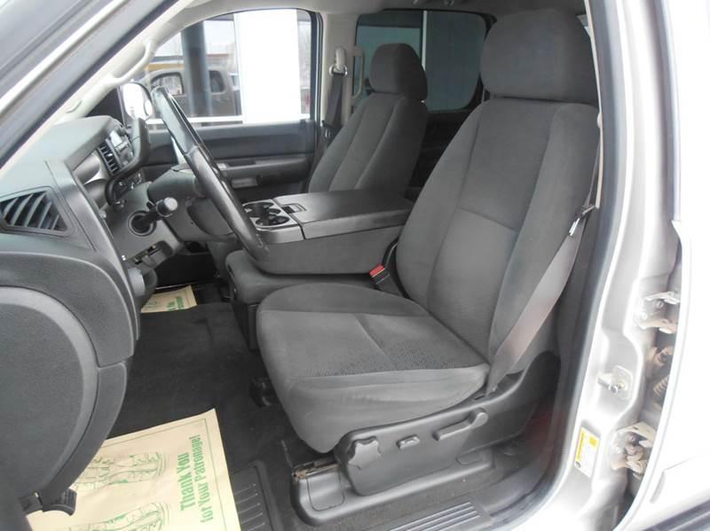 2008 Chevrolet Silverado 1500 4WD LT1 4dr Crew Cab 5.8 ft. SB - Mason City IA
