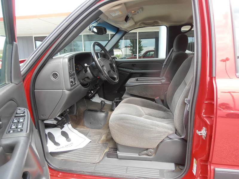 2005 Chevrolet Silverado 2500HD 4dr Crew Cab LT 4WD SB - Mason City IA