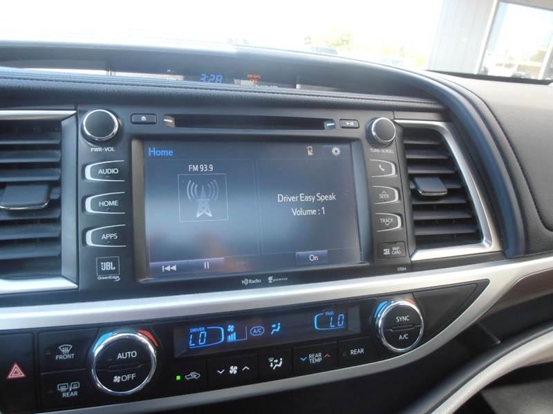 2014 Toyota Highlander AWD Limited 4dr SUV - Mason City IA