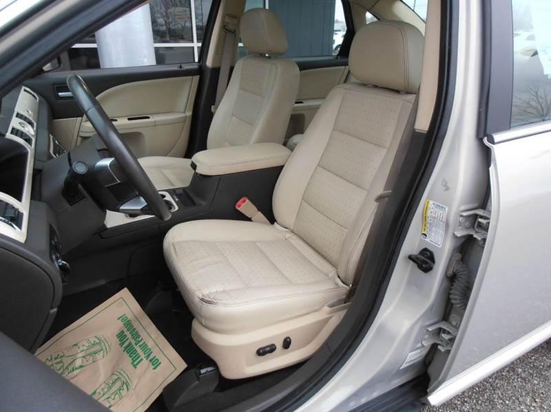 2009 Mercury Sable Premier 4dr Sedan - Mason City IA