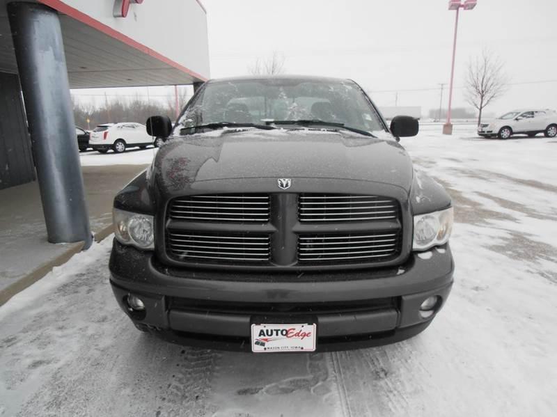 2004 Dodge Ram Pickup 1500 4dr Quad Cab SLT 4WD SB - Mason City IA
