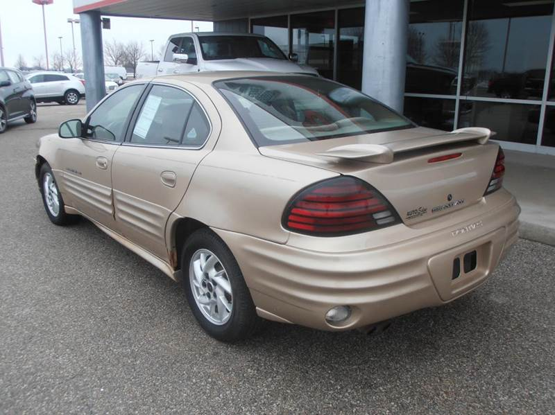 2001 Pontiac Grand Am SE1 4dr Sedan - Mason City IA
