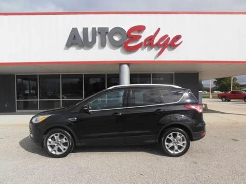 2014 Ford Escape & Auto Edge INC - Used Cars - Mason City IA Dealer markmcfarlin.com