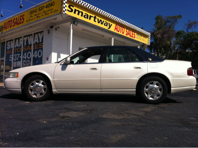 Used 2001 Cadillac Seville For Sale
