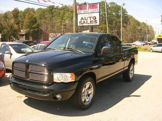 2003 dodge ram pickup 1500 st slt laramie in newport news va deer park auto sales corp. Black Bedroom Furniture Sets. Home Design Ideas