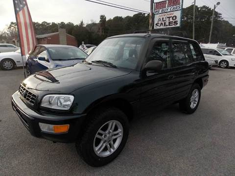 1999 Toyota RAV4 For Sale - Carsforsale.com